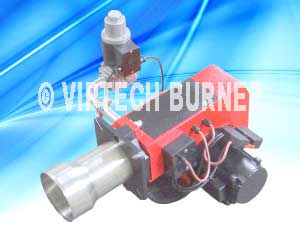 INDUSTRIAL GAS BURNER ONE STAGE VG 300